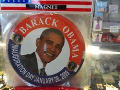 President Obama Magnet 2