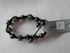 Green Hematite Bracelet