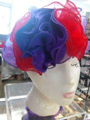 Red/Rose Headband
