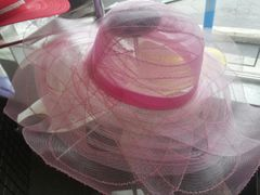 Pink Crushable Hat #2975