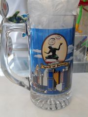 Detroit Glass Mug