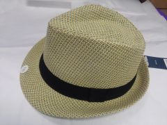 Green Men's Fedora M13