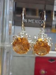 Gold Earrings #3156