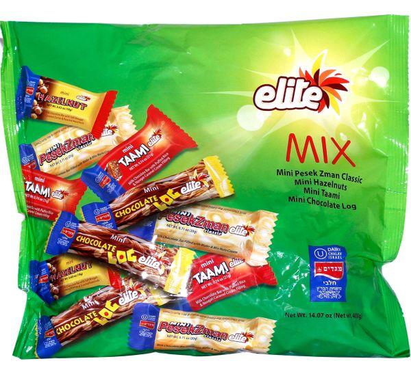 Elite Mix of Mini Chocolate Bars
