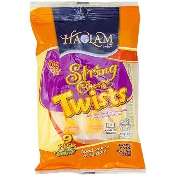 String Cheese Twists - Haolam