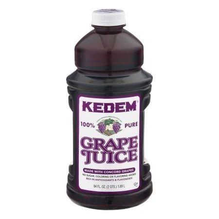 Kedem Grape Juice 64 oz.