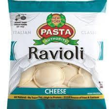 New York Cheese Ravioli