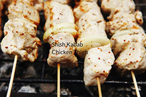 Shish Kabab Chicken Thigh (lb.)