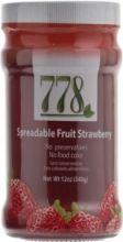 Fruit Spread 778 Spreadable Fruit Strawberry