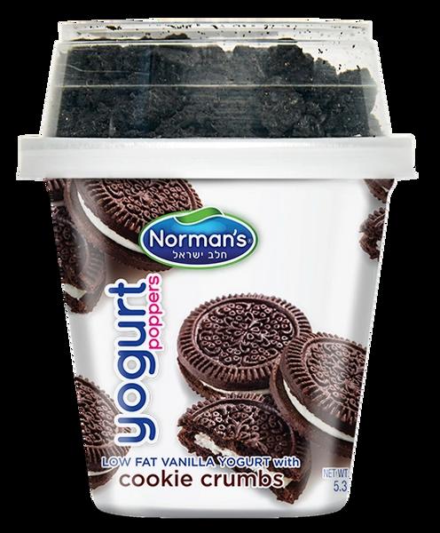 Norman's Yogurt Cookie Crumbs Poppers 5.3 oz