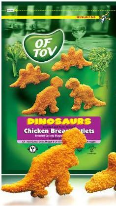 Chicken Nuggets - Of Tov Dinosaurs
