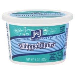 J&J Whipped Butter