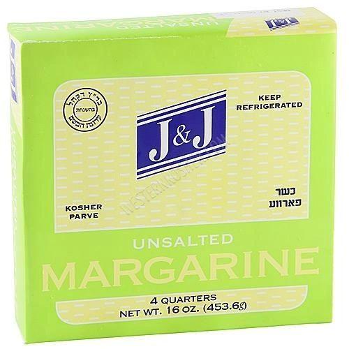 J&J Unsalted Margarine