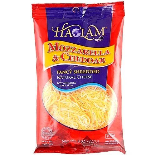 Mozzarella & Cheddar Cheese Blend Shredded - Haolam