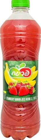 Prigat Strawberry Banana Juice