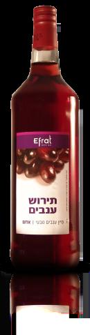 Efrat Tirosh Grape Juice Red