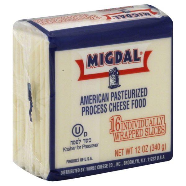 American Cheese Singles - Midgal