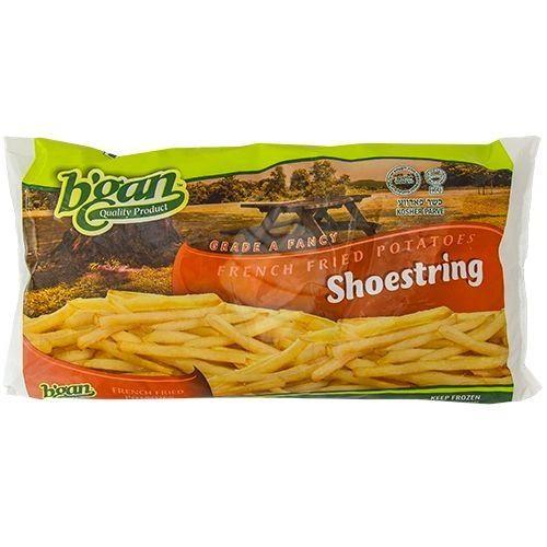 Fries - Eden Shoestring