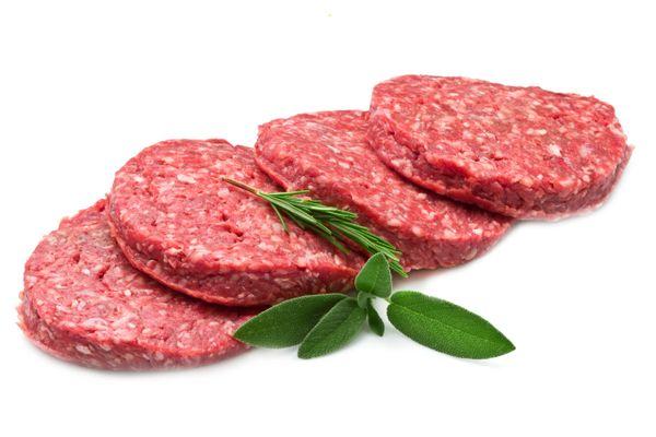 Hamburger Patties (lb.)