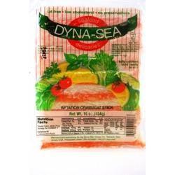 Dyna-Sea Crab Surimi Seafood Flake 454 gr