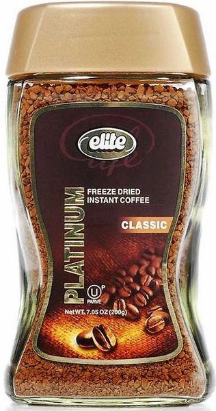 Coffee Elite Platinum Instant Classic