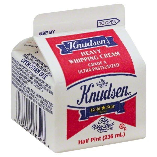 Knudsen Heavy Whipping Cream