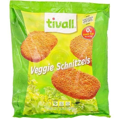Tivall Veggie Schnitzels