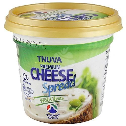 Tnuva Cheese Spread Olive