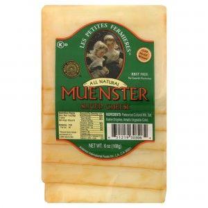 Muenster Cheese - Les Petites Fermieres