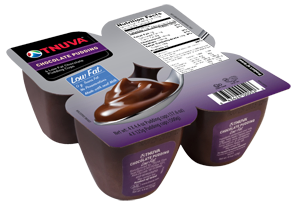 Tnuva Chocolate Pudding 4 ct