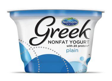 Norman's Greek Nonfat Yogurt - Plain