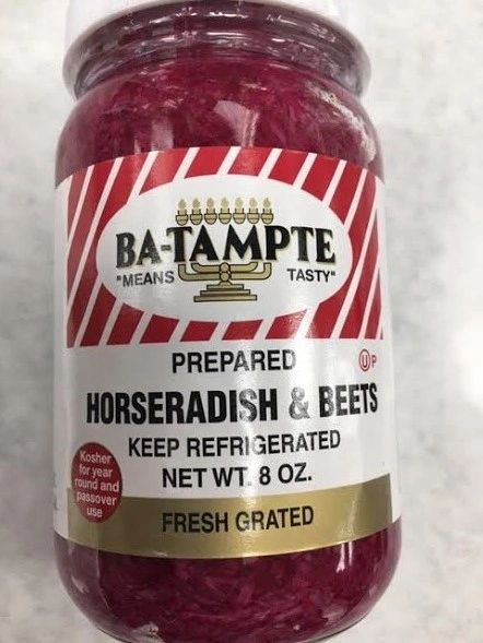 Ba-Tampte Horseradish & Beets