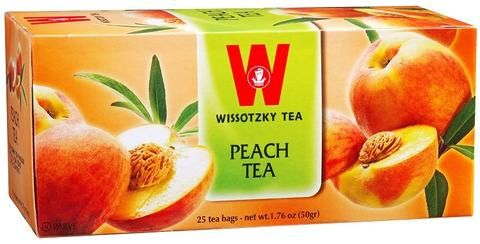 Tea Wissotzky Peach