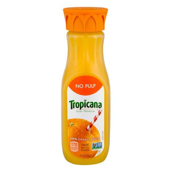 Tropicana Orange Juice - No Pulp