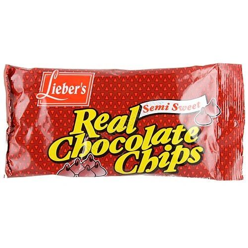 Lieber's Real Semi-Sweet Chocolate Chips