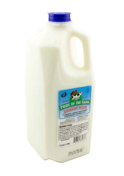 Pride of Farm Lowfat Milk