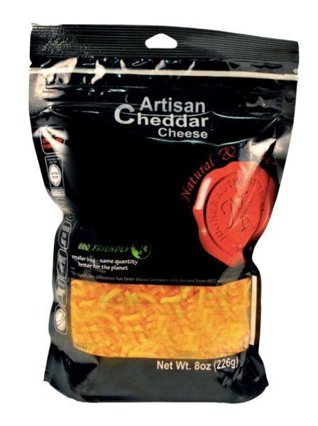 Cheddar Cheese Shredded - Natural & Kosher