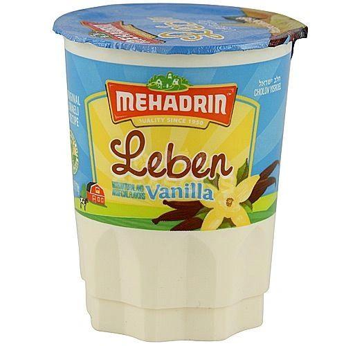 Mehadrin Leben Vanilla