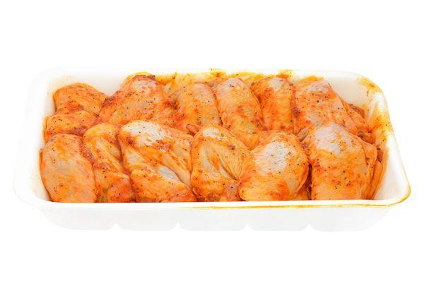Marinated Chicken Wings (lb.) -- gluten-free, non-GMO, no MSG, all natural