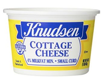 Knudsen Cottage Cheese 4% Milkfat