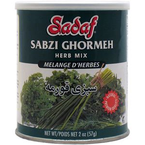 Sadaf Ghormeh Sabzi