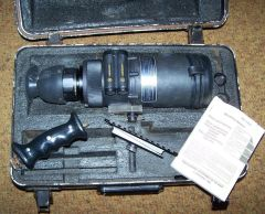 AN/PVS-4 NIGHT VISION SCOPE WITH HARD CASE, U.S. ISSUE *NICE*