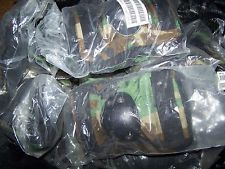 ELBOW PAD SET, WOODLAND CAMO *NEW*