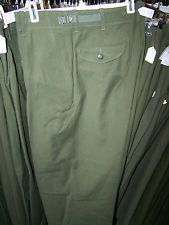 M-1951 WOOL PANTS, GREEN *NICE*