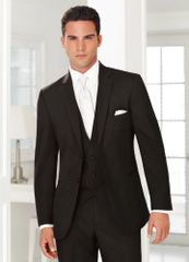 Jean Yves Black 'Ceremonia' Suit C990