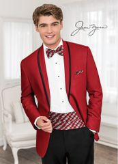 Jean Yves Red'Calypso' Tuxedo C1026