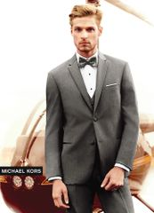 Michael Kors Grey 'Affection' Tuxedo C1013