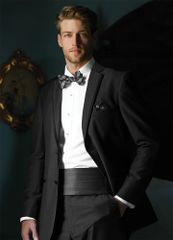 Madison James Graphite Grey Tuxedo C1021