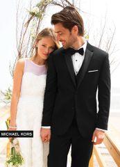 Michael Kors Black 'Desire' Tuxedo C1004