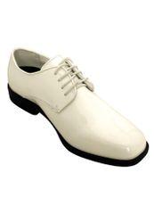 Bravo Ivory Tux Shoe O5030